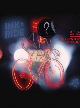 Ink & Ride 2018 Newcomer