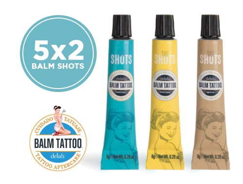 Voting Gewinne - Tattoo Balm Shots