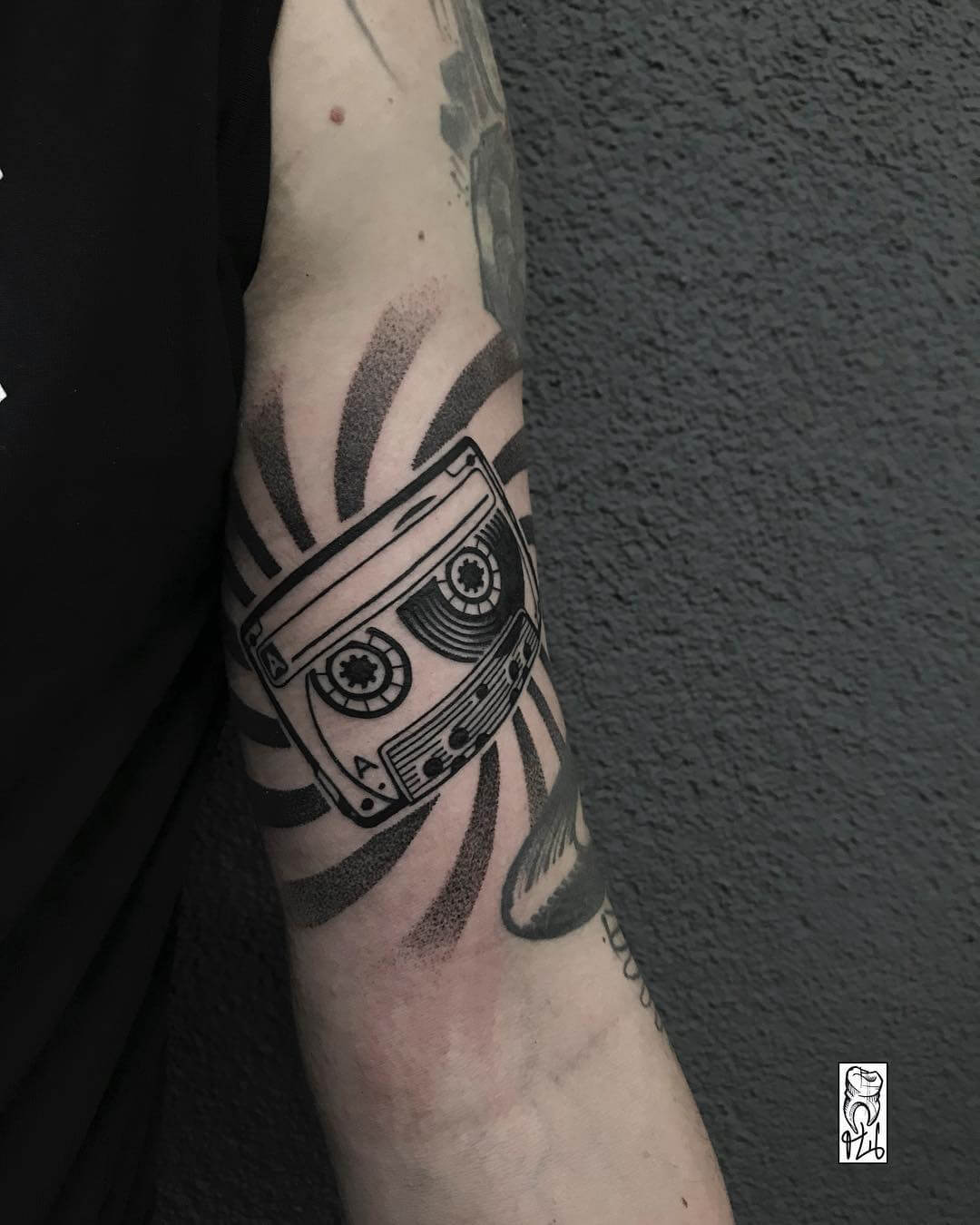 Tattoo Stil: Blackwork Tattoos