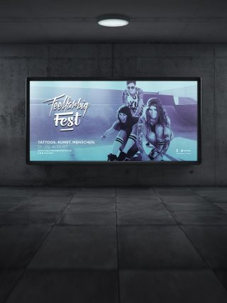 Das Feelfarbig Fest / 01.-02. August 2020