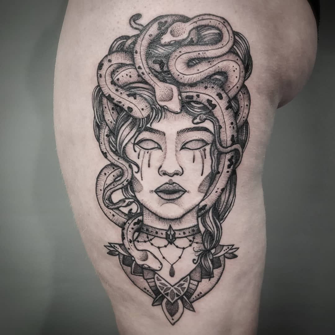 Stilvoll anders: Medusa