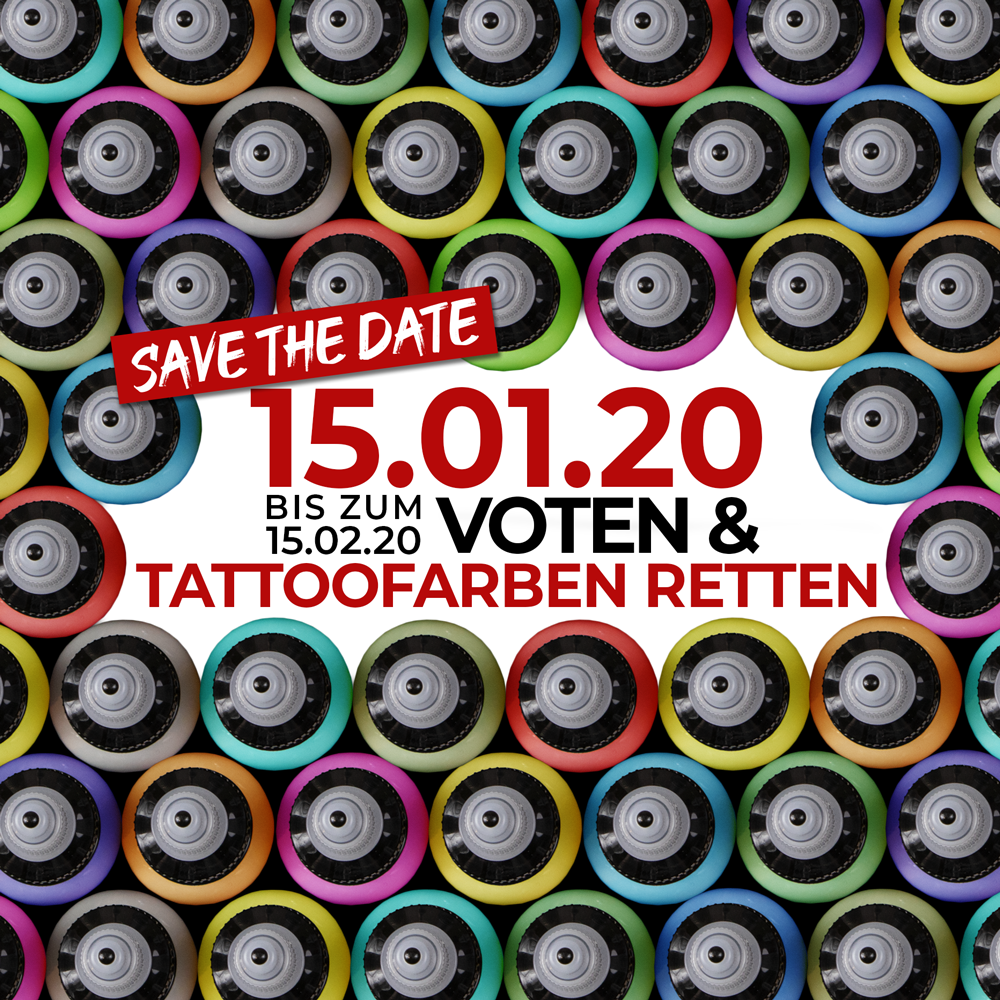 Tattoofarben.info - Quadratische Posts, Version 2