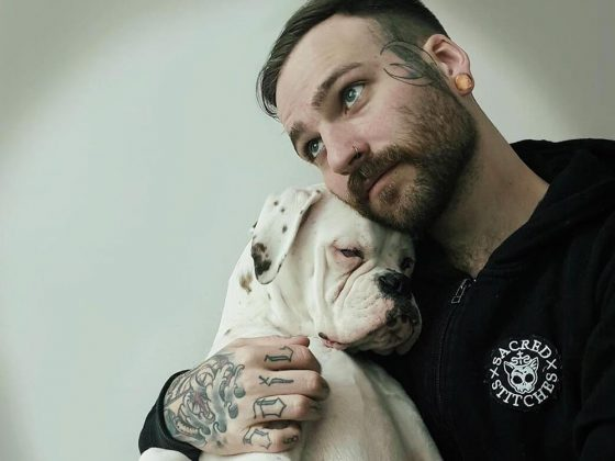 More than a Tattooer: Patrick Staudt / Golden Days Tätowierstube