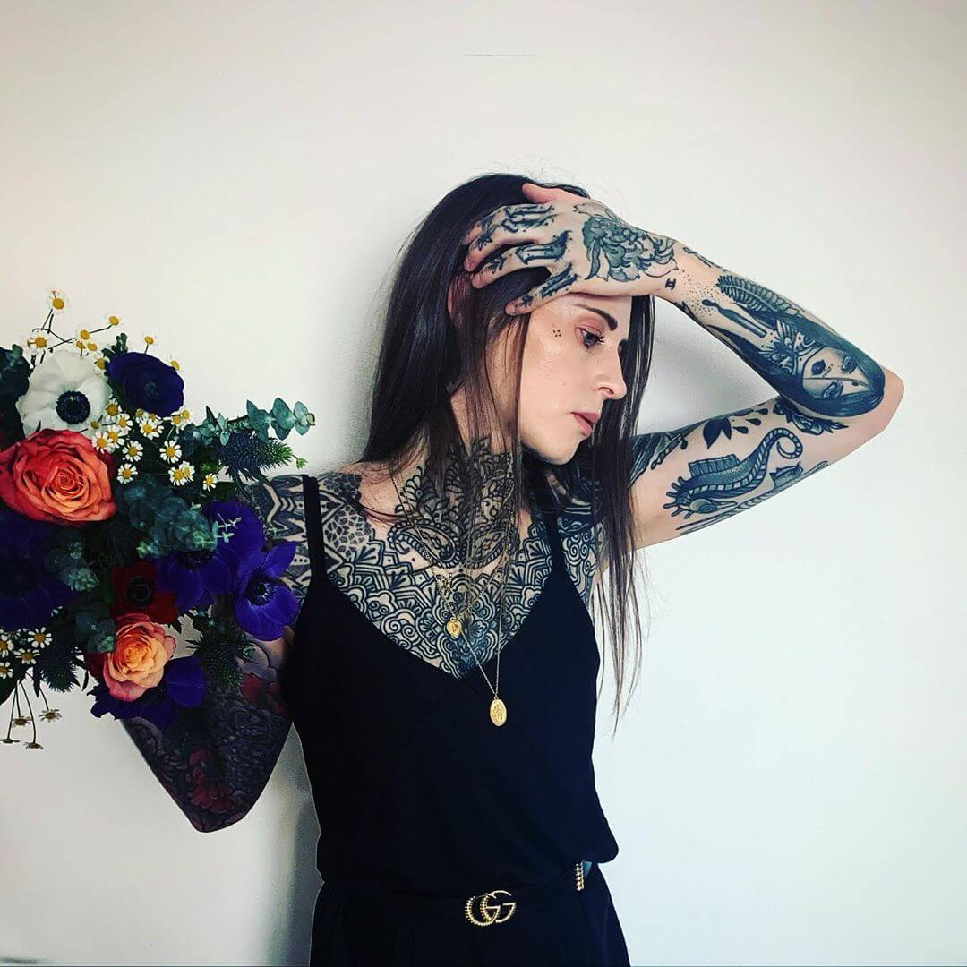 Janna Mach / Linienatelier / More than a Tattooer