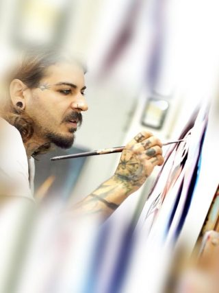 More than a Tattooer: Emrah Lausbub